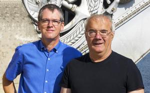 Eric Boubet et Olivier Vidal